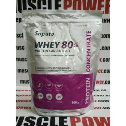 Saputo Whey Concentrate 80% 900 грамм