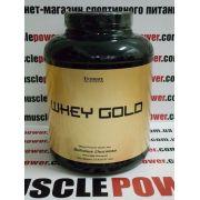 Ultimate Nutrition Whey Gold 2270 грамм