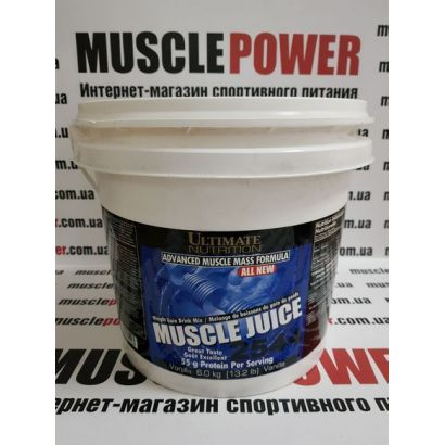 Ultimate Nutrition  Muscle Juice 2544 6000 грамм