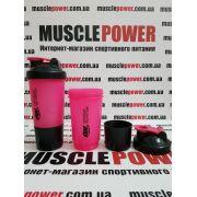 Optimum Nutrition Premium Shaker 500 мл ( розовый )