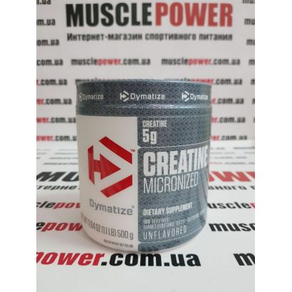 Dymatize Nutrition Creatine Monohydrate 500 грамм