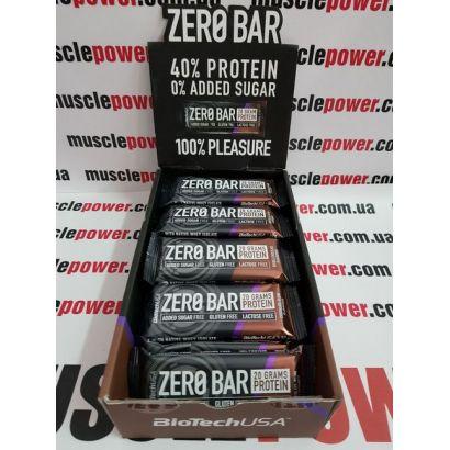 BioTech Zero Bar 50 грамм