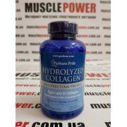Puritan's Pride Hydrolyzed Collagen 180 таб