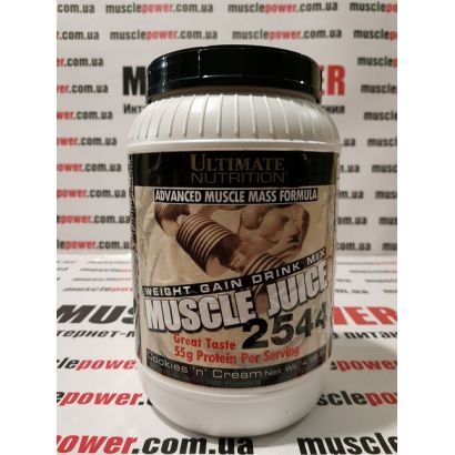 Ultimate Nutrition  Muscle Juice 2544 2250 грамм