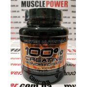 Scitec Nutrition 100 % Creatine Monohydrate 1000 грамм