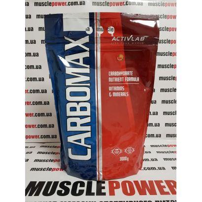 ActivLab CARBO max ENERGY POWER 3000 грамм