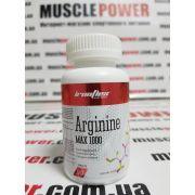 IronFlex Arginine MAX 1000 90 таб