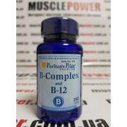 Puritan's Pride Vitamin Complex B-12 180 таб