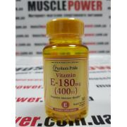 Puritan`s Pride Vitamin E 180 mcg  50 капс