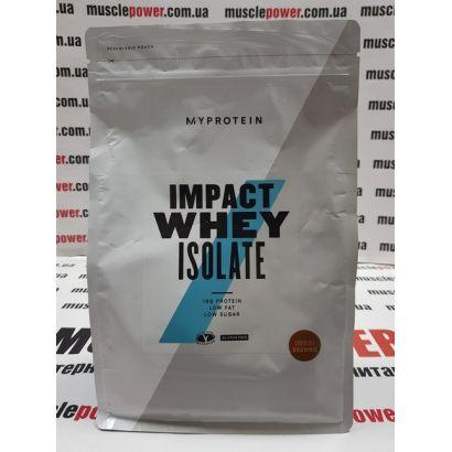 MyProtein Impact whey isolate 1000 грамм