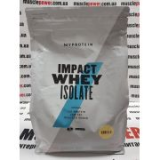 MyProtein Impact whey isolate 2500 грамм