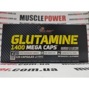 Olimp Labs L-GLUTAMINE Mega Caps  120 капс