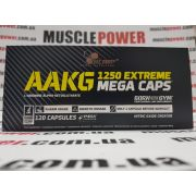 Olimp Labs AAKG Extreme mega caps   120 капс