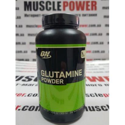 Optimum Nutrition Glutamine Powder 300 г