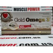 Olimp Labs Gold Omega 3 65% 60 капс