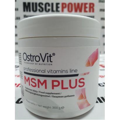 OstroVit MSM Plus 300 грамм