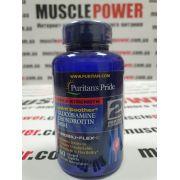Puritan's Pride Glucosamine Chondroitin MSM 60 капс