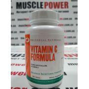 Universal Nutrition Vitamin C Formula (500mg)  100 таб