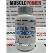 BioTech Calcium Zinc Magnezium 100 таб