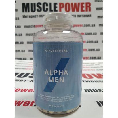 MyProtein Alpha Men 240 таб
