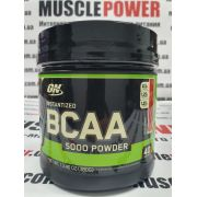 Optimum Nutrition BCAA 5000 Powder 380 грамм