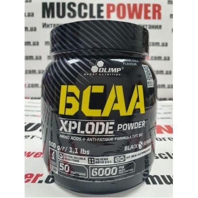 Olimp Labs BCAA Xplode 500 грамм