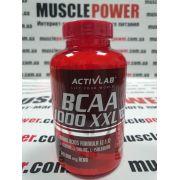 ActivLab BCAA 1000 XXL 120 таб