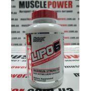 Nutrex Lipo-6  Maximum Strength 120 капсул