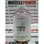MyProtein Omega 3 6 9 120 капс