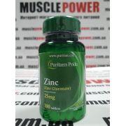 Puritan`s Pride Zinc 25 mg 100 капс