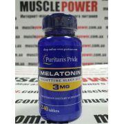 Puritan's Pride  Metalonin 3 мг  240 капс