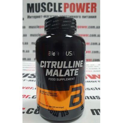 BioTech Citrulline Malate 90 капс