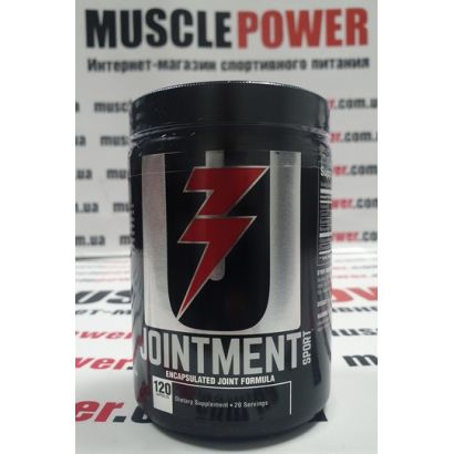 Universal Nutrition JOINTMENT SPORT 120 caps