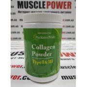 Puritan's Pride  Collagen Powder  200 грамм