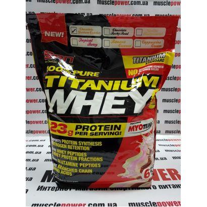 San 100% Pure Titanium Whey 4,54 кг