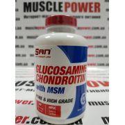 San Glucosamine & Chondroitin & MSM 180 таб