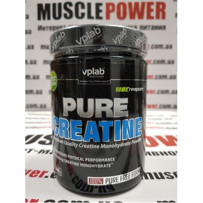 VPLab Pure Creatine 500 грамм