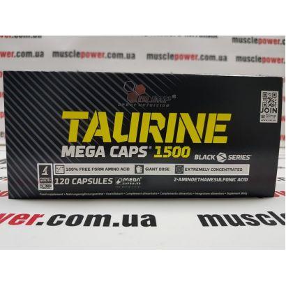 Olimp Labs  Taurine 1500 мг 120 капс