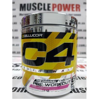 C4 Pre - Workout 390 грамм