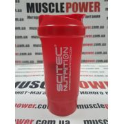 Scitec Nutrition Shaker Travel 500 мл ( Red )