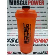 Scitec Nutrition Shaker Travel 500 мл ( Orange )