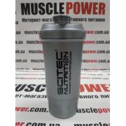 Scitec Nutrition Shaker Travel 500 мл ( Silver )