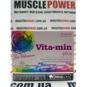 Olimp Labs Vit - Min Plus for Women 30 таб