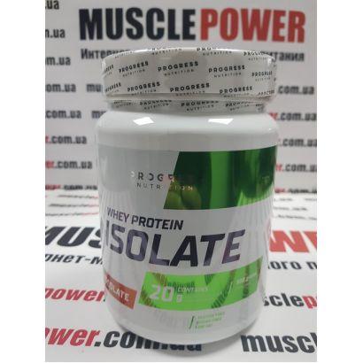 Progress Nutrition  Whey Protein Isolate  500 грамм