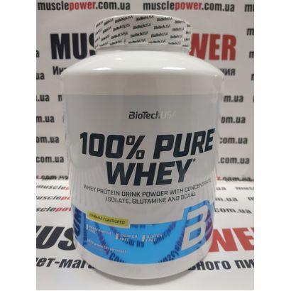 Biotech 100% Pure Whey 2270 грамм