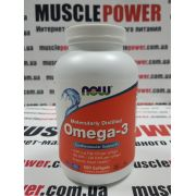 NOW Foods OMEGA-3 1000 мг 500 капс