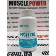 Optimum Nutrition Enteric Coated Fish Oil 100 капсул