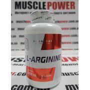 Progress Nutrition L-arginine 90 капс