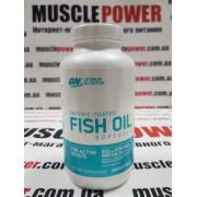 Optimum Nutrition Enteric Coated Fish Oil 200 капсул