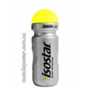 IsoStar Water Bottle 650 мл (yellow+grey)